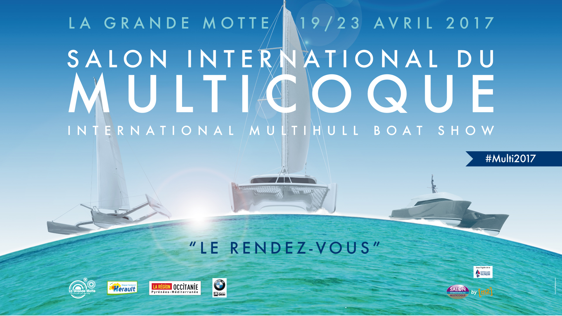 Salon du multicoque 2017 hydrogénérateur save marine h240